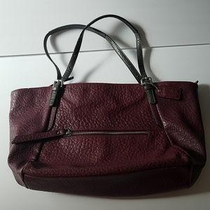 Clark's leather purse
